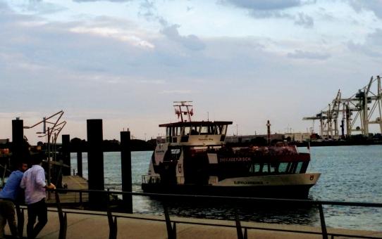 Discovery Dock Hamburg