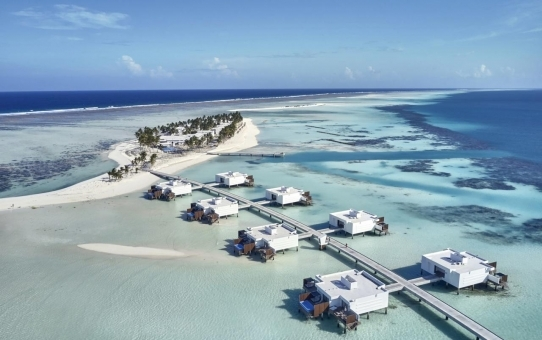 RIU goes Maldives