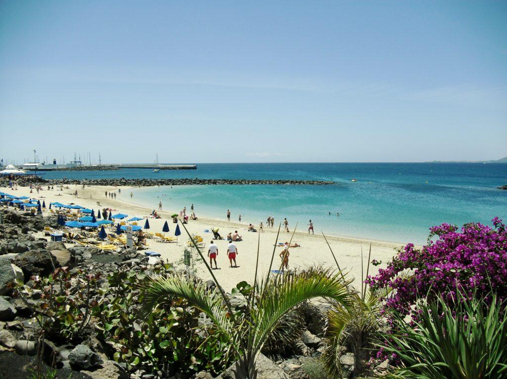 Lanzarote, Tropenparadies am Atlantik