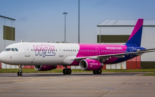 Wizzair Basis Dortmund