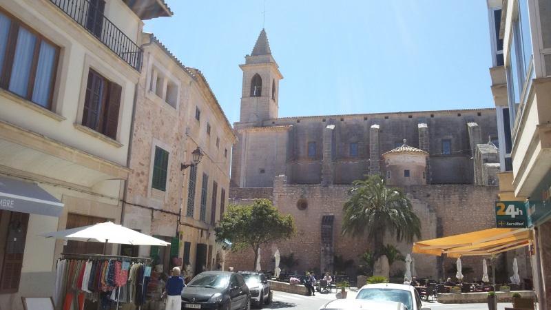 Santanyi auf Mallorca